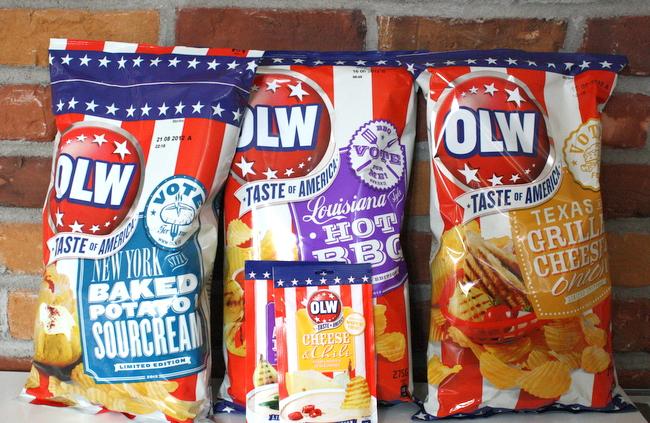 Amerikanska Chips Nyheter Jennys Matblogg