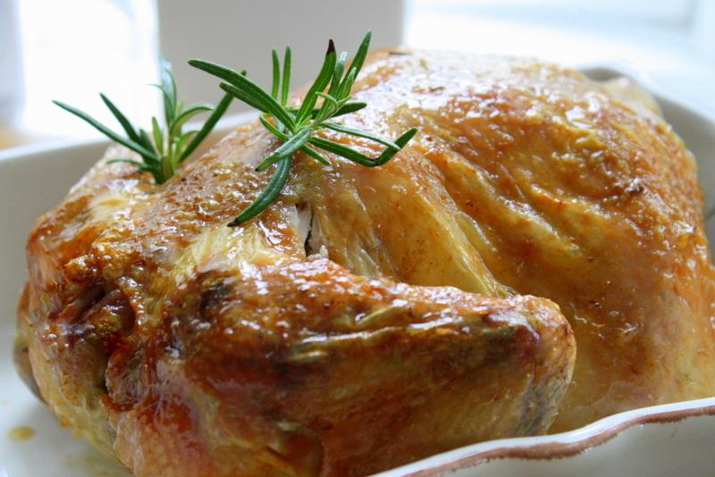 kyckling i gräddsås i ugn