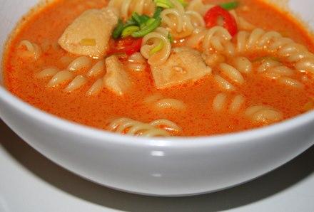 recept soppa kyckling