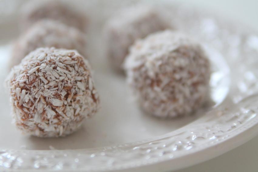 chokladbollar florsocker istället för strösocker