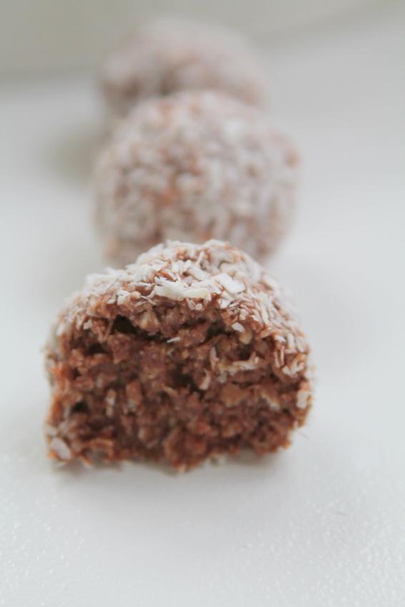 chokladbollar med oboy recept