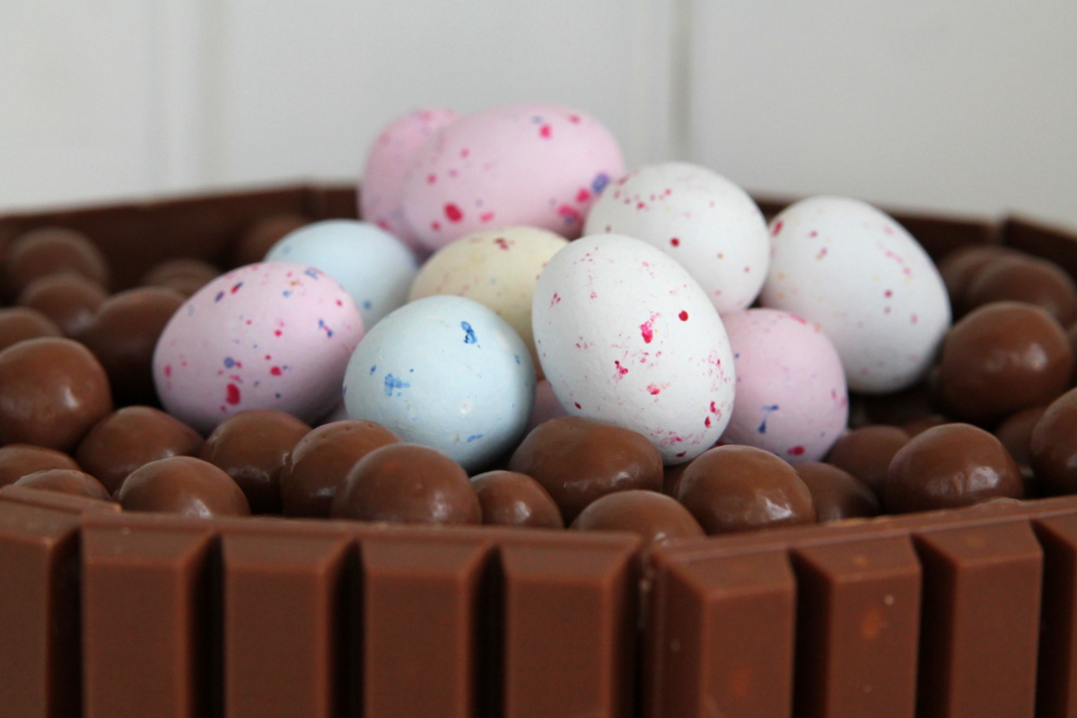 Baka påsk påskmat