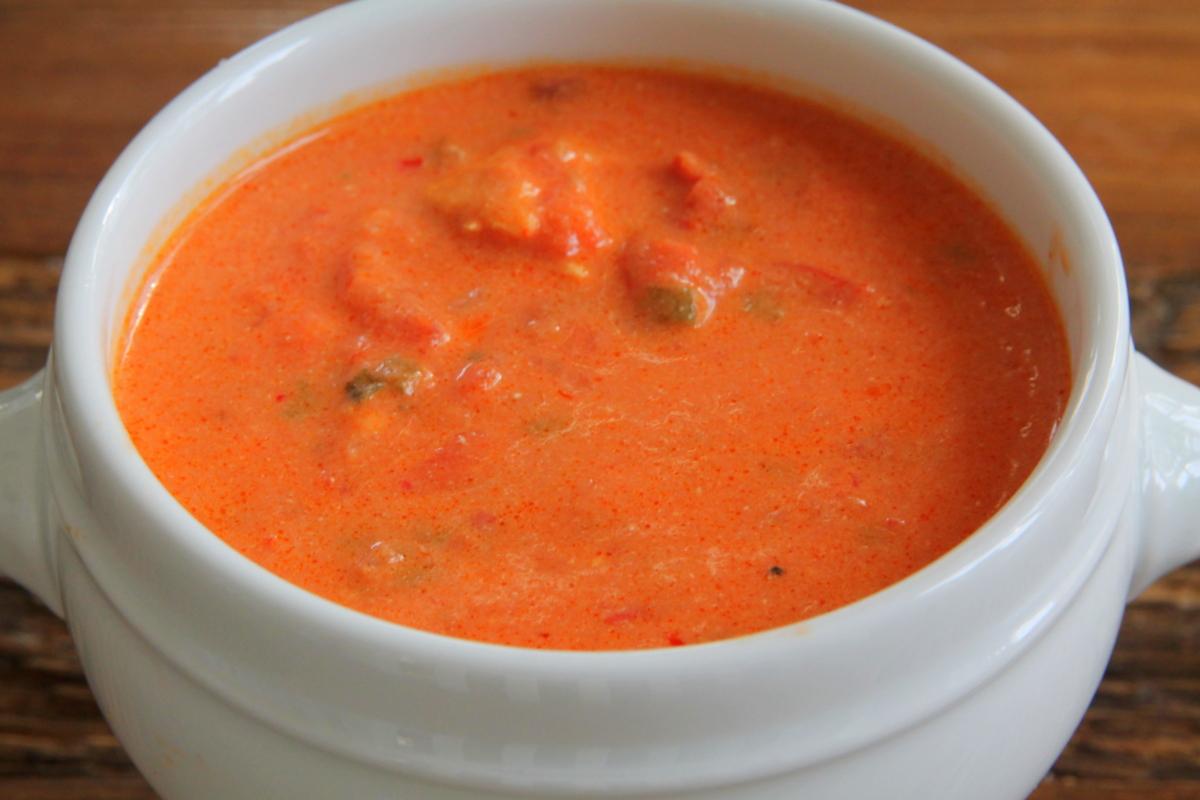 Soppa lax
