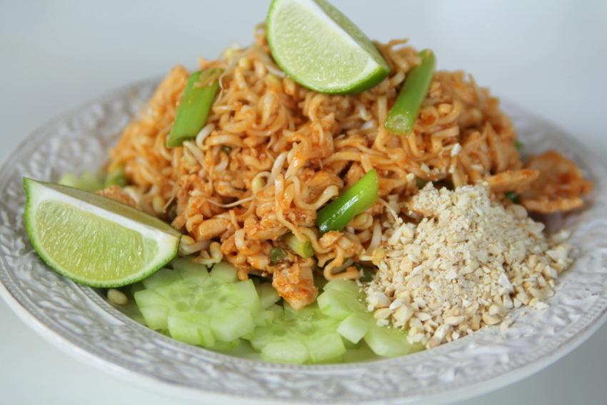 Thailändska recept kyckling
