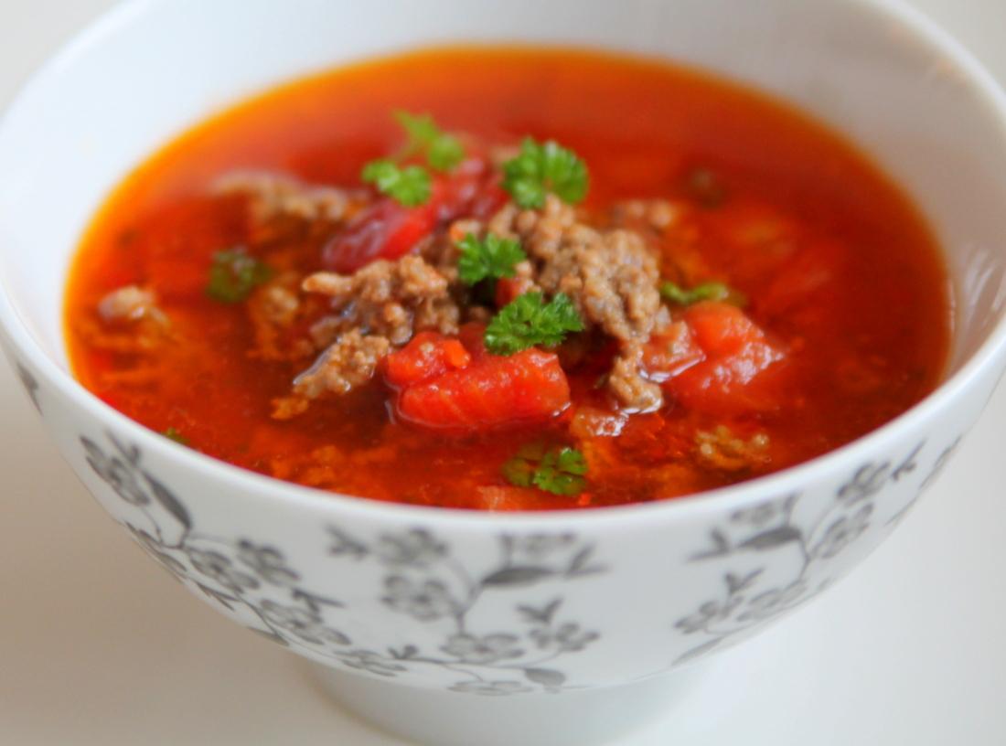 soppa recept