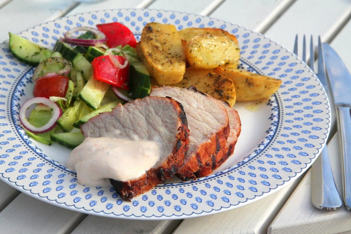 god marinad till älgkött