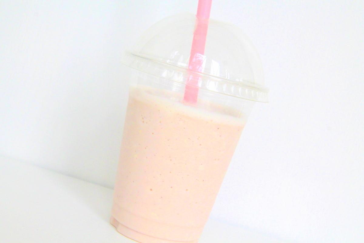 recept jordgubbsmilkshake