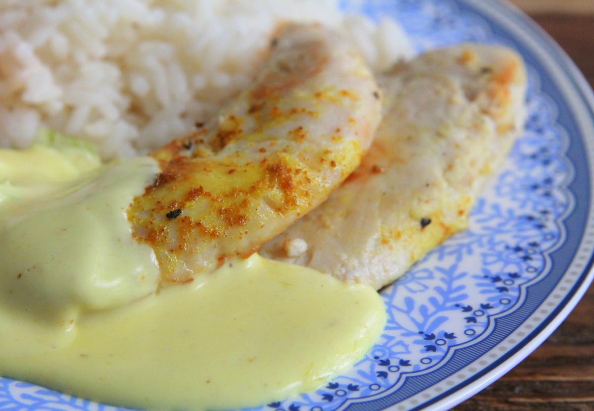 Currysåsrecept