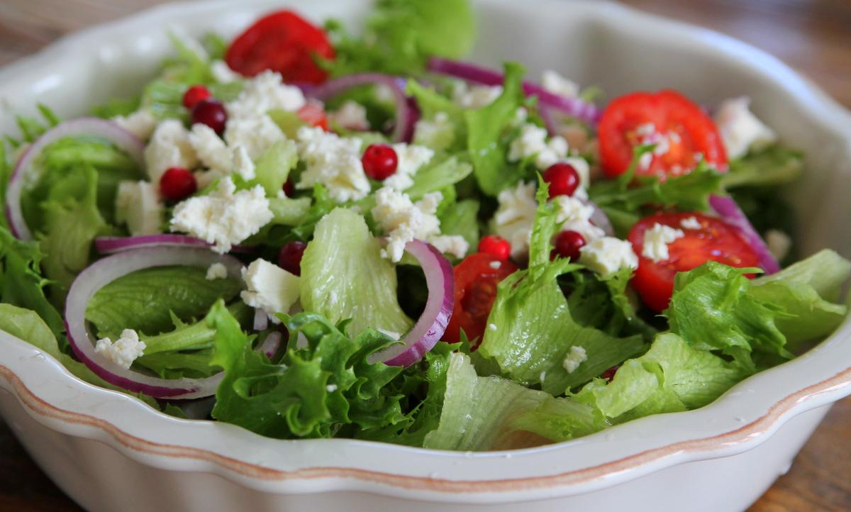 fräsch sallad recept