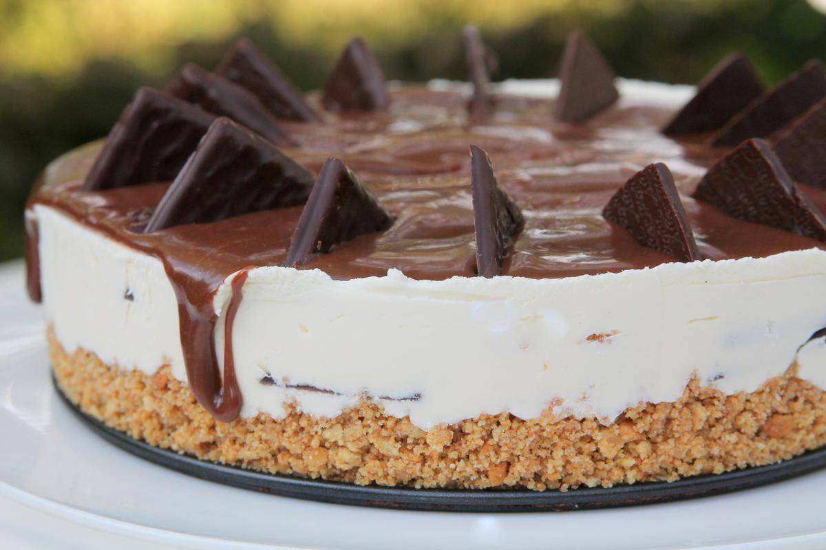 chokladcheesecake jennys matblogg