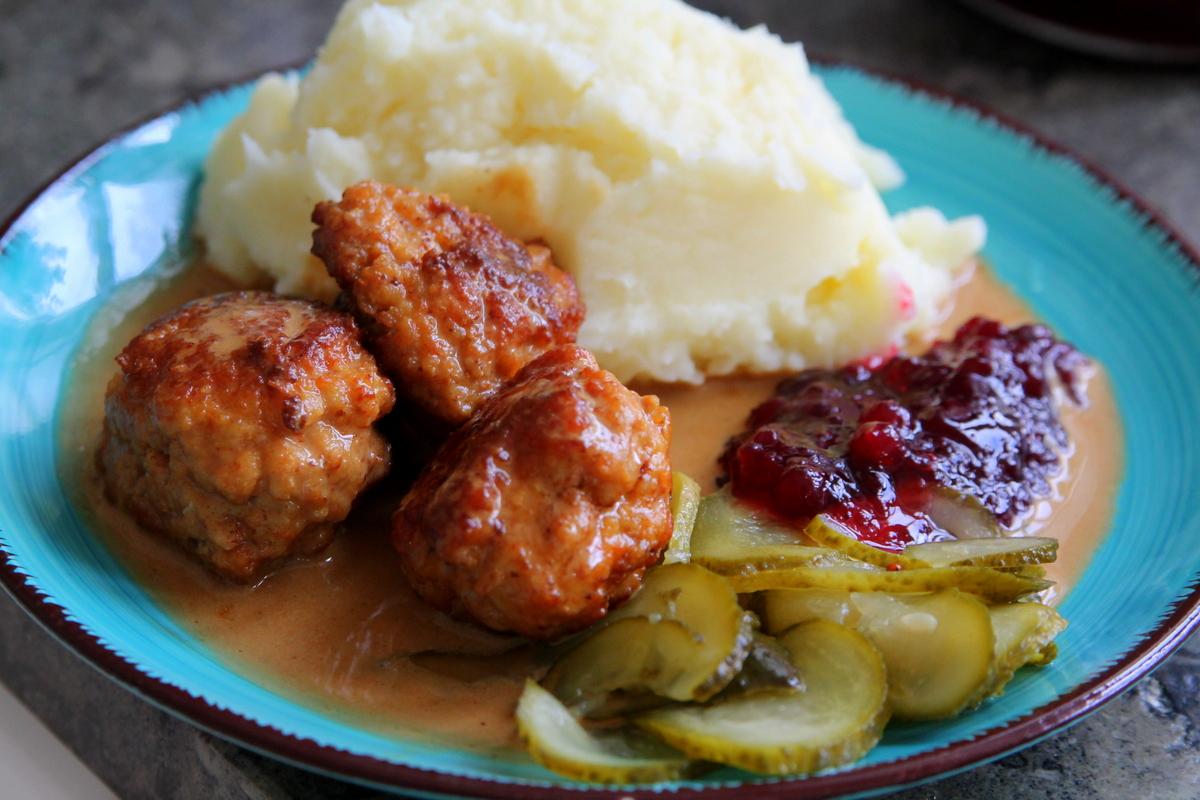 kycklingköttbullar jennys matblogg
