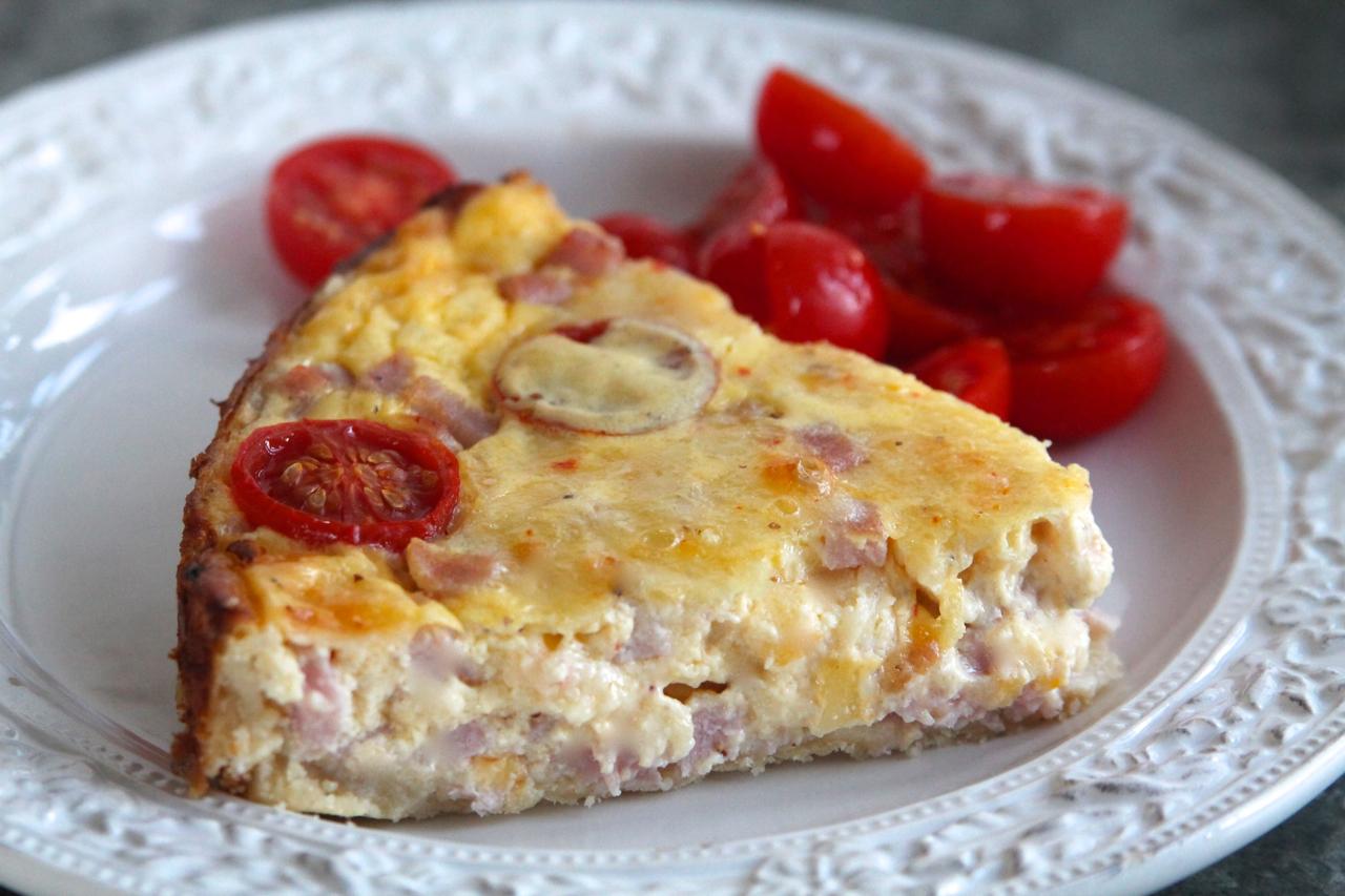 ost och kasslerpaj