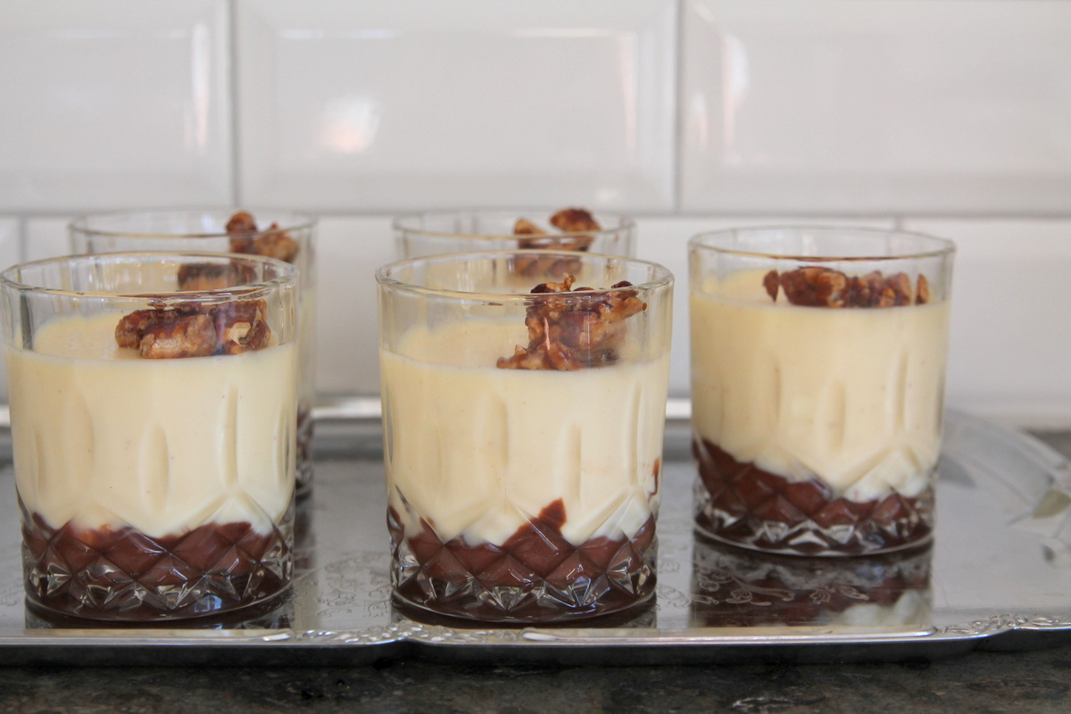 Recept med kondenserad mjölk