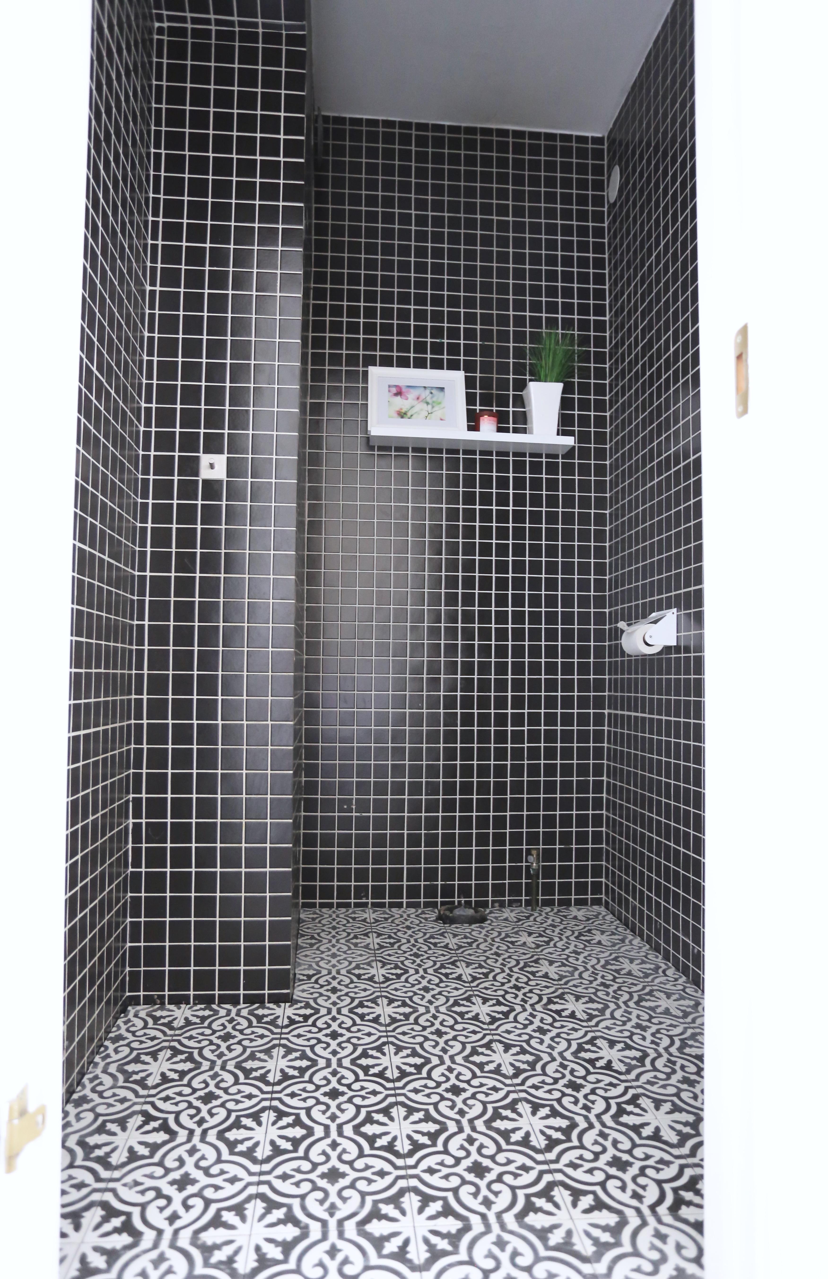 Renovering av lilla badrummet   jennys matblogg