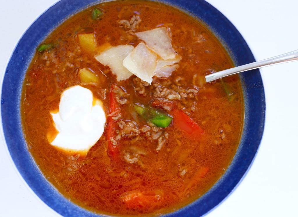 recept soppa