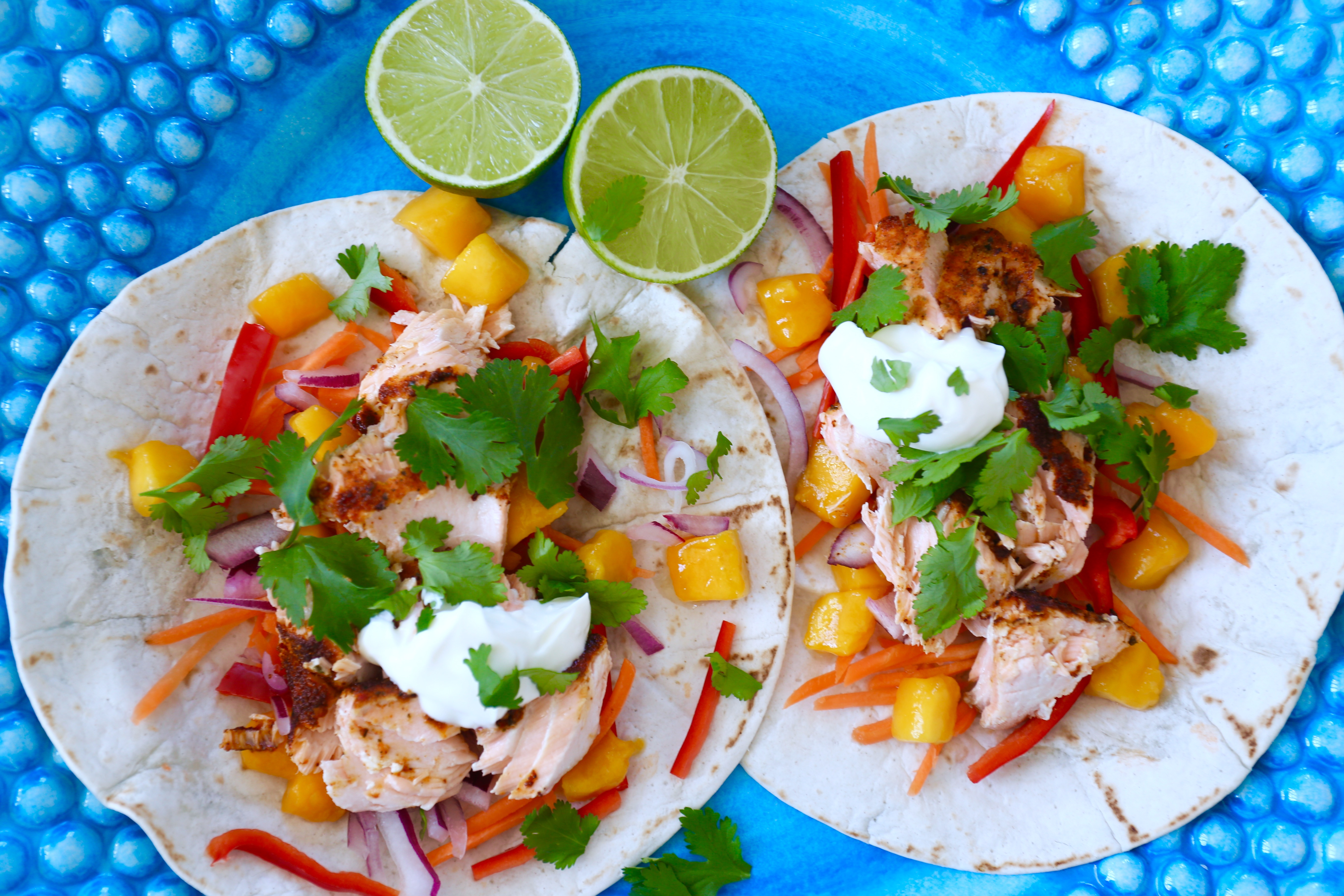 fish taco krydda recept